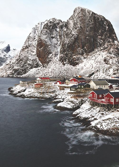 For Emma, Forever Ago — wnderlst: Lofoten, Norway
