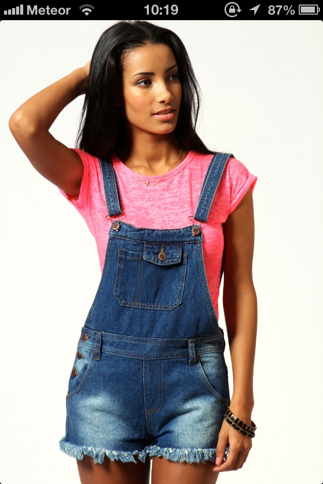 Dungarees #90sRivival