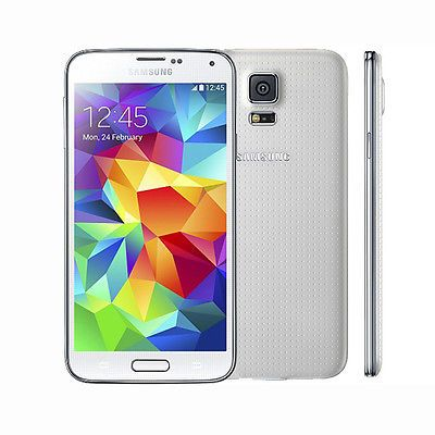 "61940 cell-phones Unlocked 5.1"" White Samsung Galaxy S5 4G LTE Android GSM Smartphone 16GB CM DHL  BUY IT NOW ONLY  $279.99 Unlocked 5.1"" White Samsung Galaxy S5 4G LTE Android GSM Smartphone 16GB CM DHL..."