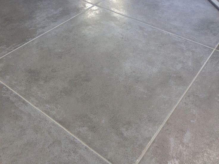 Ascot Cement Metal 50x50 - Notre maison dans le Gard par Greg&Gé sur ForumConstruire.com