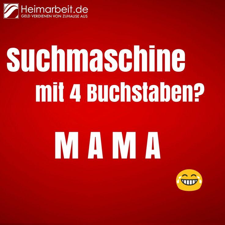 Suchmaschine mit 4 Buchstaben?  #Mutterliebe
