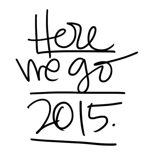 Print this for 2015 Project Life :)