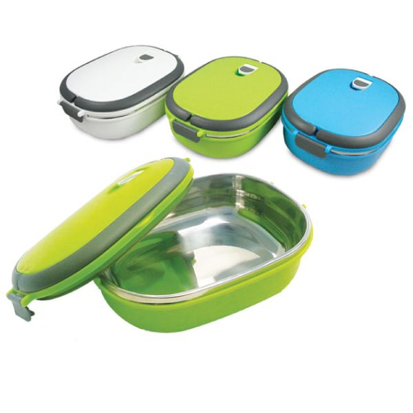 HAPPY Storage - 950ml Stainless Steel Insulated Lunch Container $12  Langham Mall Unit 2333 & 2335 Level 2, 8339 Kennedy Road, Markham, Ontario, Canada  www.OneOfAKaind.com