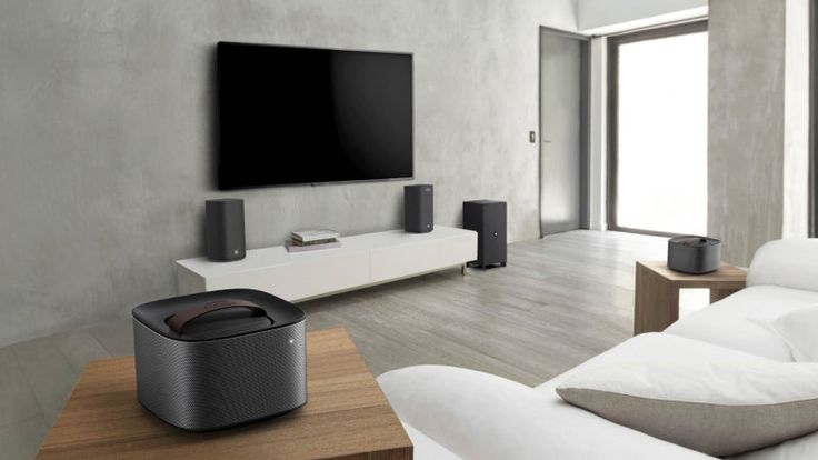 Listen to Wireless Audio All Over Your House With This Modular Philips Surround Sound System