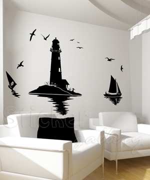 Wall stickers... Summer is here!!!!