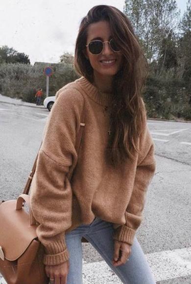 DAISHA knitted sweater