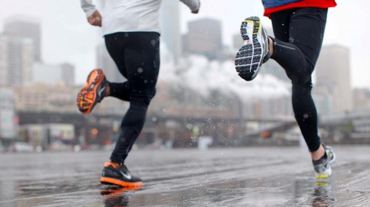 I love running in winter :)