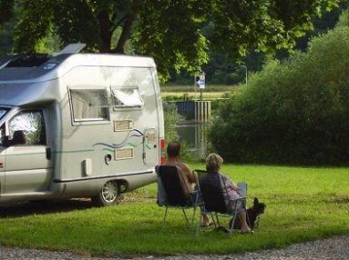 Stellplatz für Reisemobile an der Mosel von Wohnmobilvermietung http://www.janremo.de empfohlen