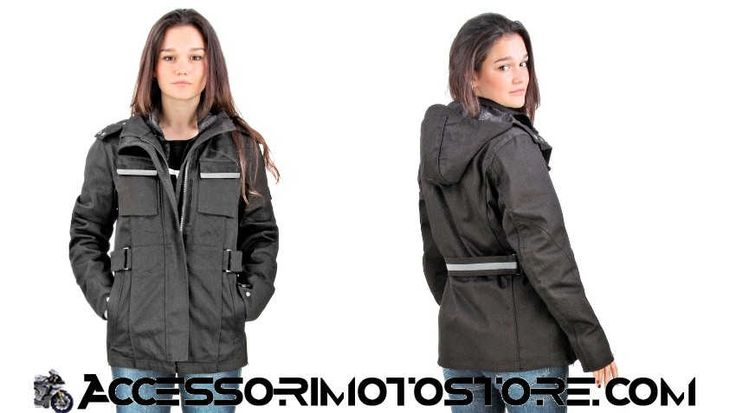 Jacket HORIZON LADY OJ cod.J148