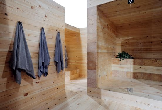 'Kyly' sauna by Avanto Architects (FI) @ Dailytonic