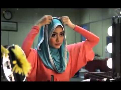 4 Styles Hijab Tutorial 2013 by ZOYA   Tutorial Hijab Modern   Model Hij...