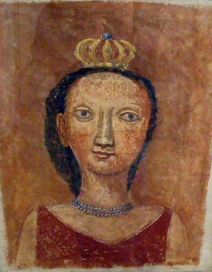 Massimo Campigli - La petite reine