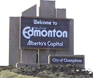 Edmonton, Alberta - City of Champions