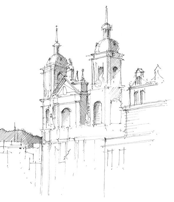 Lines Drawing Naval Architecture : Best ideas about city sketch on pinterest