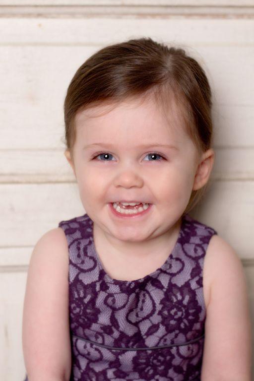 """Sweet Smiles"" <3 Portrait Creations Professional Children's Portraits in CLT, NC."