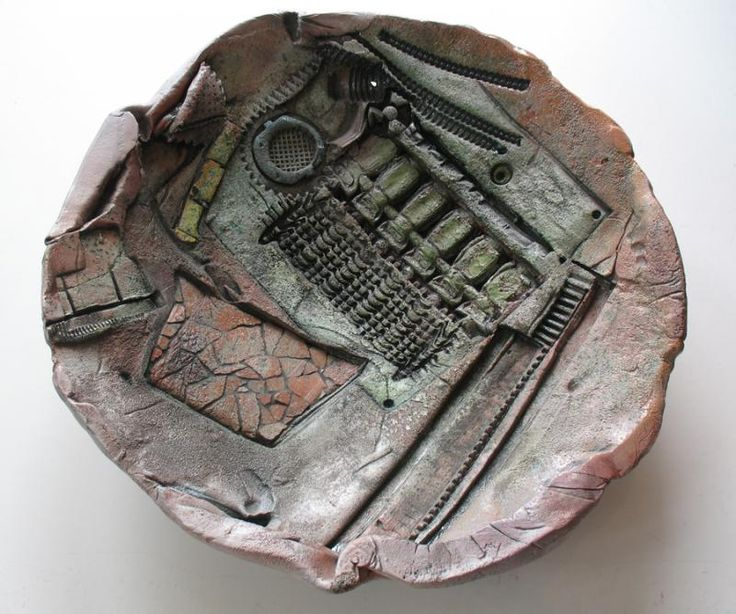 Earthenware Platter :: River Gallery