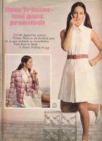 Journal BURDA MODEN 1969 02 / modebladen Bibliotheek / Library / FASHION PAGINA'S