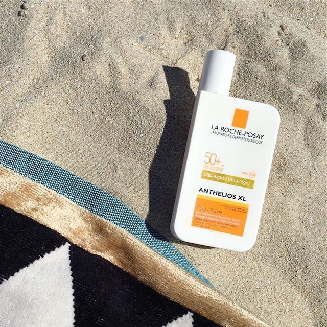 How AMAZING has the sunshine been in Melbourne? And in mid-March too! Hope you're soaking it up while it lasts...but don't forget the sunscreen. Click the link to see our full range of Anthelios sunscreens, high protection for sensitive skin.