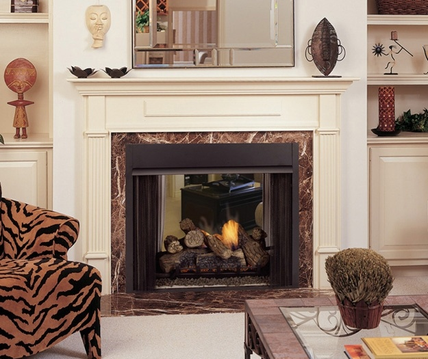 1000 Images About Double Sided Fireplace On Pinterest Mantels Hearth And Double Fireplace