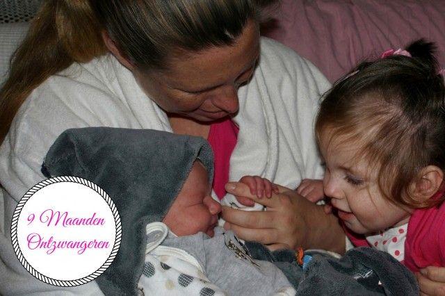 9 maanden zwanger, 9 maanden ontzwangeren - mamaliefde