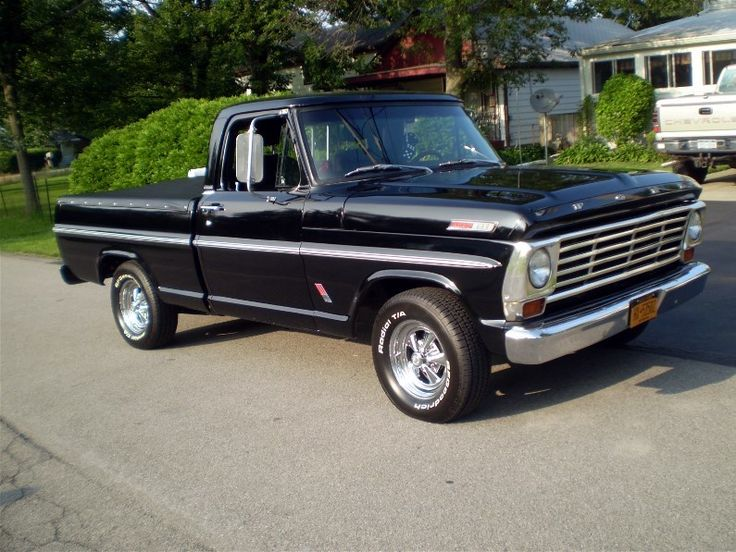 67 F100 On Craigslist Autos Post