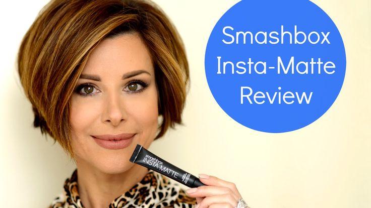 Smashbox Insta-Matte Review/Demo & Viewer Favorites