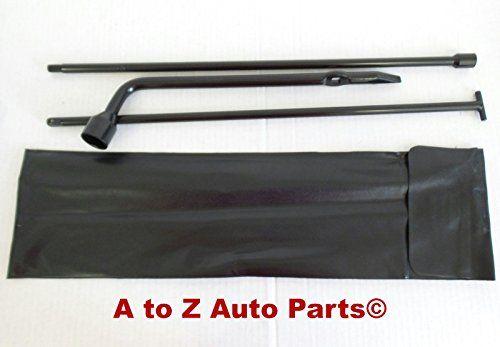 2004-2014 Nissan Titan Armada 2005-2012 Pathfinder Car Jack Tool Kit OEM NEW 99501-7S000