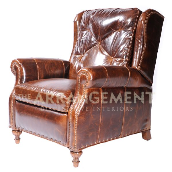 SUV Recliner Chair by The Arrangement - The Western Vault