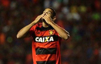 Diego Souza, do Sport, acerta voleio  e leva o gol mais bonito de outubro