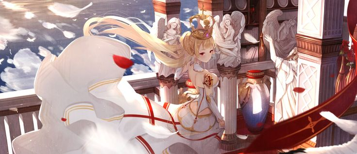 Princess of the sky kingdom Wallpaper Wallpaper Abyss Anime