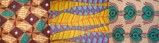 Aminta Textil Art - Afrikanische Stoffe