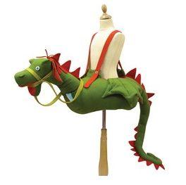 costume de dragon comme une monture