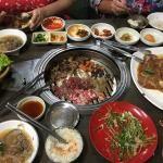 Sunny Seoul, Sunnybank <3 Order the marinated BBQ meats!