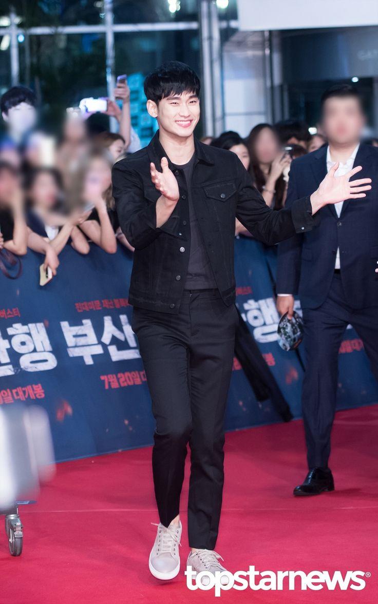 [HD포토] 김수현 영등포 폭파하는 인기 #topstarnews