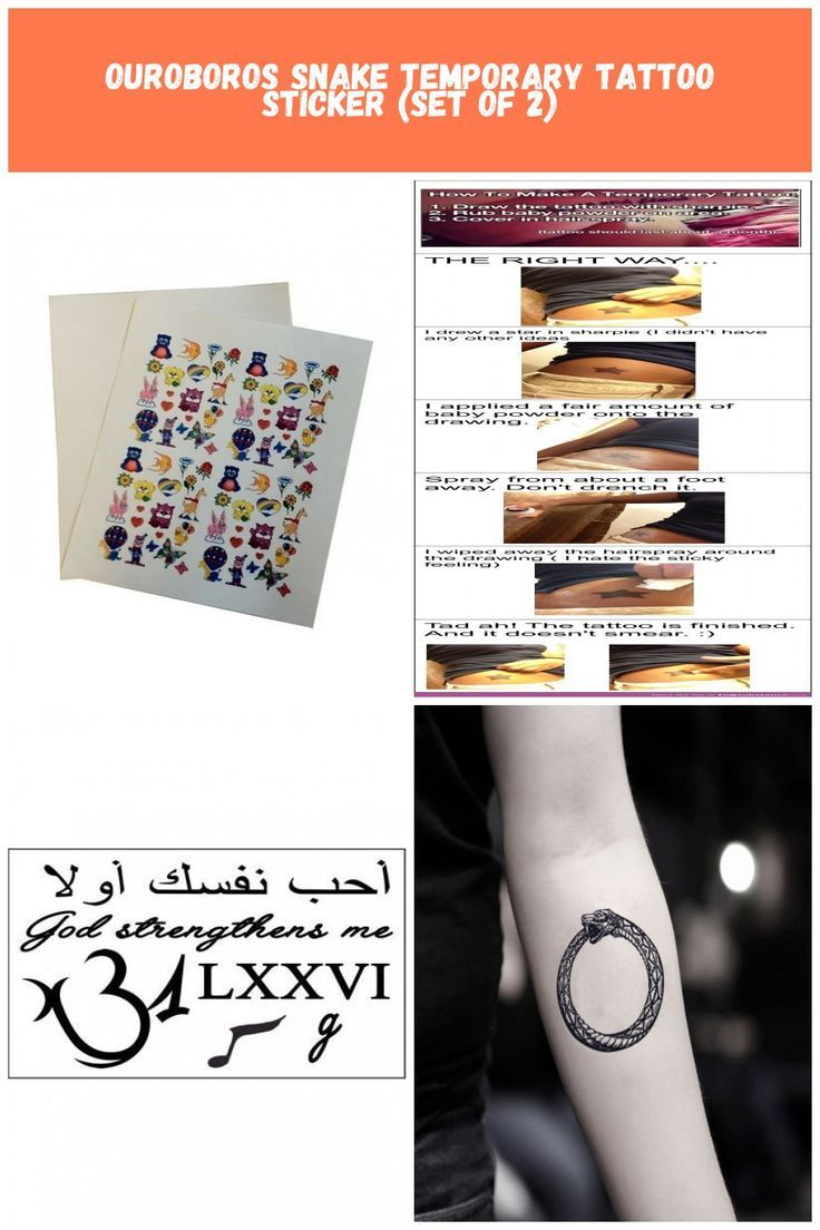 Diy temporary tattoo paper make your own temporary