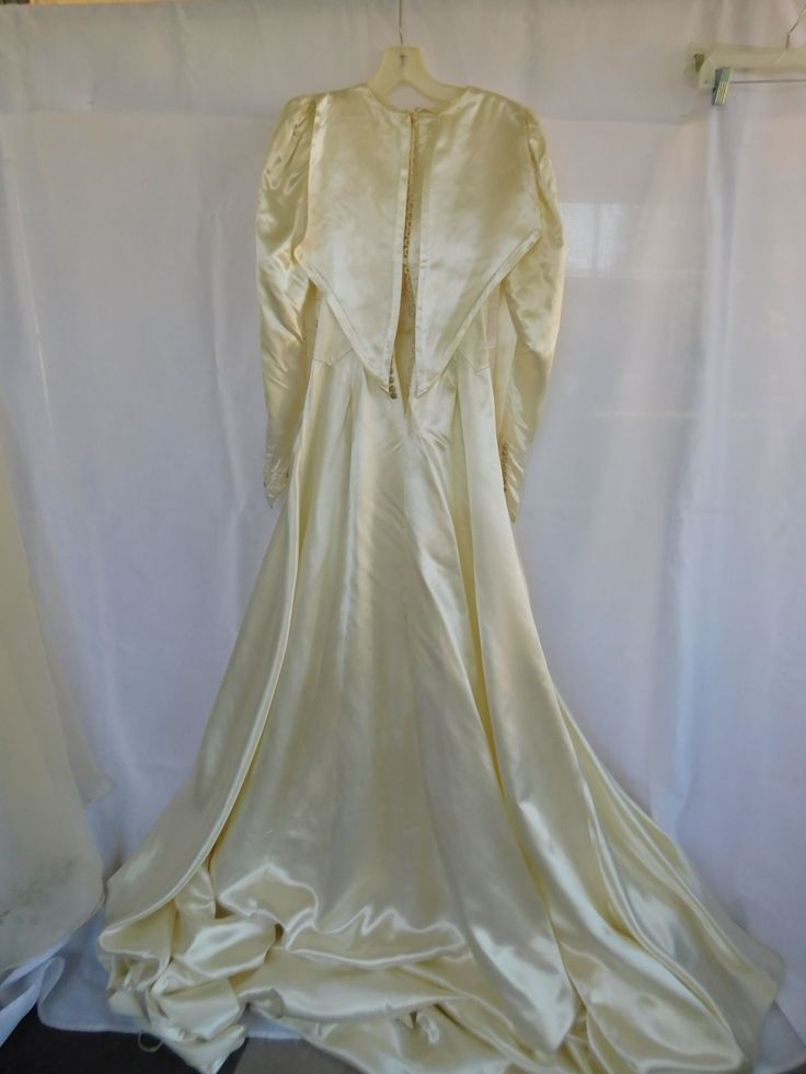 13 best Wedding Gowns & Garments Restoration images on Pinterest ...