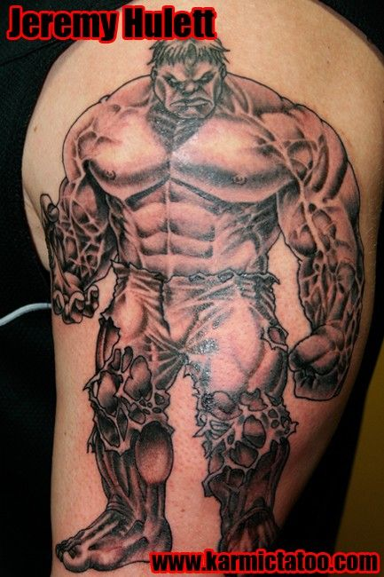 17 best images about incredible hulk tattoo on pinterest coolest tattoo bruce banner and words. Black Bedroom Furniture Sets. Home Design Ideas