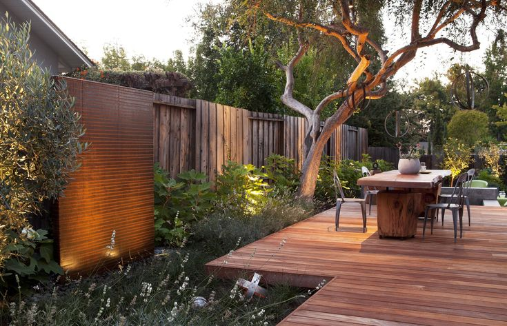 An empty backyard is transformed into a beautiful, contemporary living space by our women-owned studio | Arterra Landscape Architects