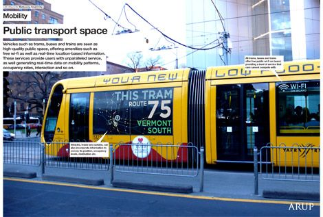 PUBLIC TRANSPORT SPACE