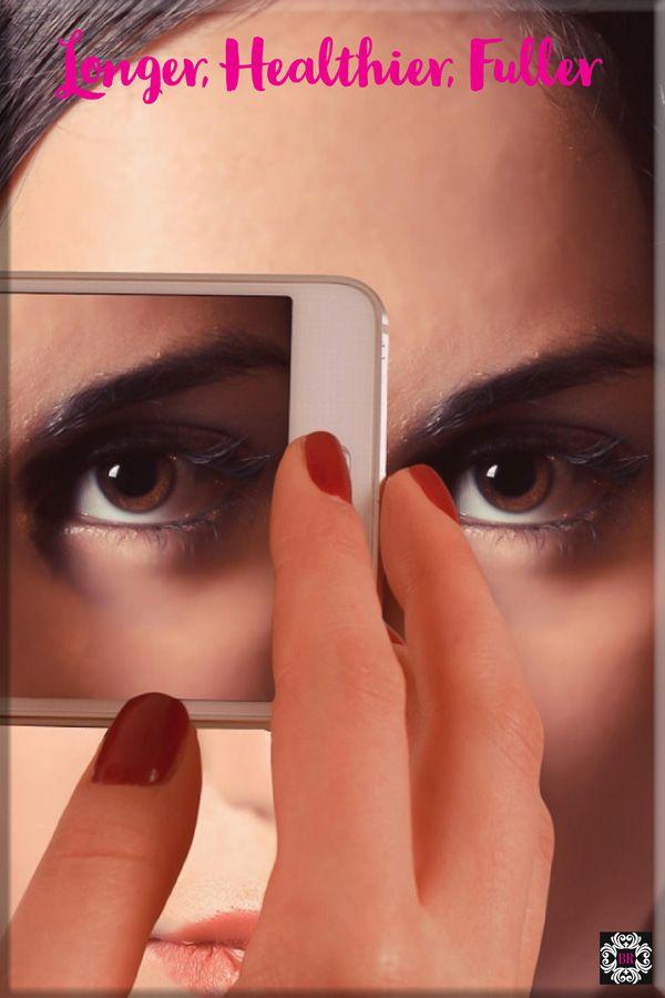 Longer, Healthier, Fuller Lashes with Hypoallergenic Mascara. #crueltyfree #hypoallergenic #mascara
