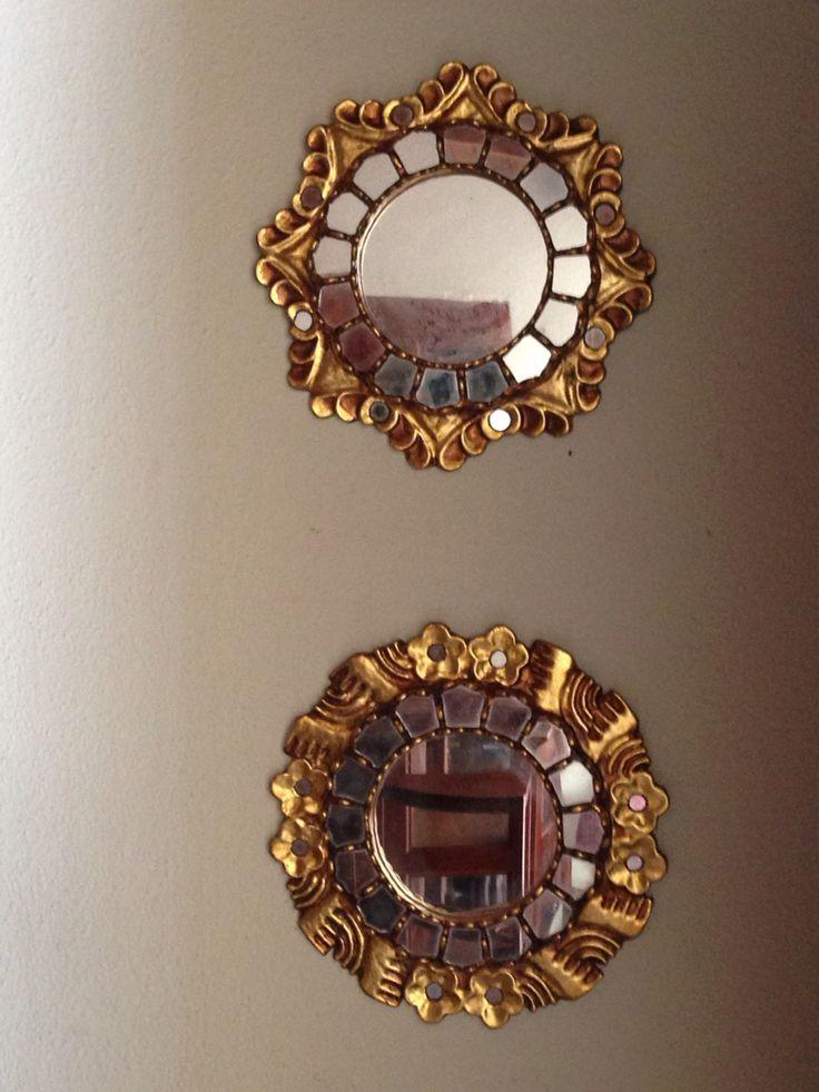 Espejos peruanos, linda artesanía