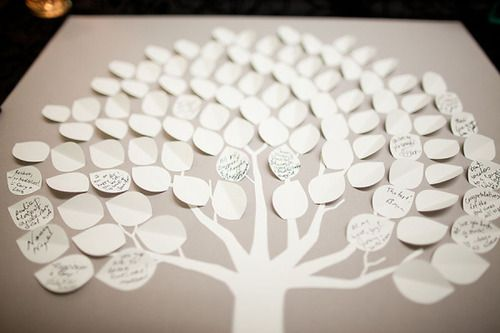 Super cute idea for the guestbook! Photography By Robin Lin Photography Planning By A Southern Soiree
