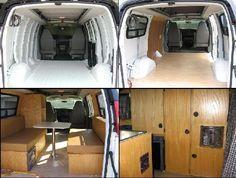 DIY Van Conversions | van conversion kits diy image search results