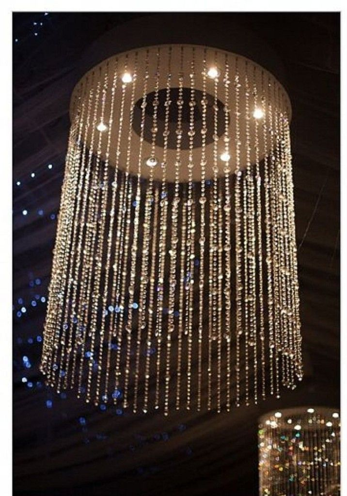 20 Interesting Do It Yourself Chandelier and Lampshade Ideas For Your Home
