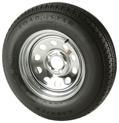 C.E. Smith Loadstar ST205/75R15D Trailer Tire