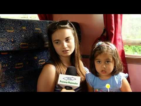 Dlaczego warto się wybrać na wakacje pociągiem? Ten film odpowie właśnie na te pytania. Zachęcamy do sprawdzenia dodatkowych, wakacyjnych połączeń.