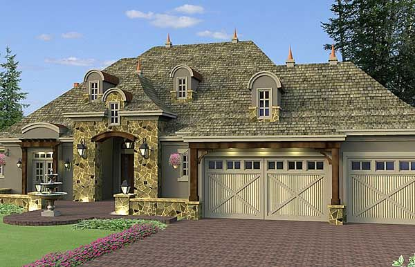 62 best images about french country homes on pinterest French country house plans