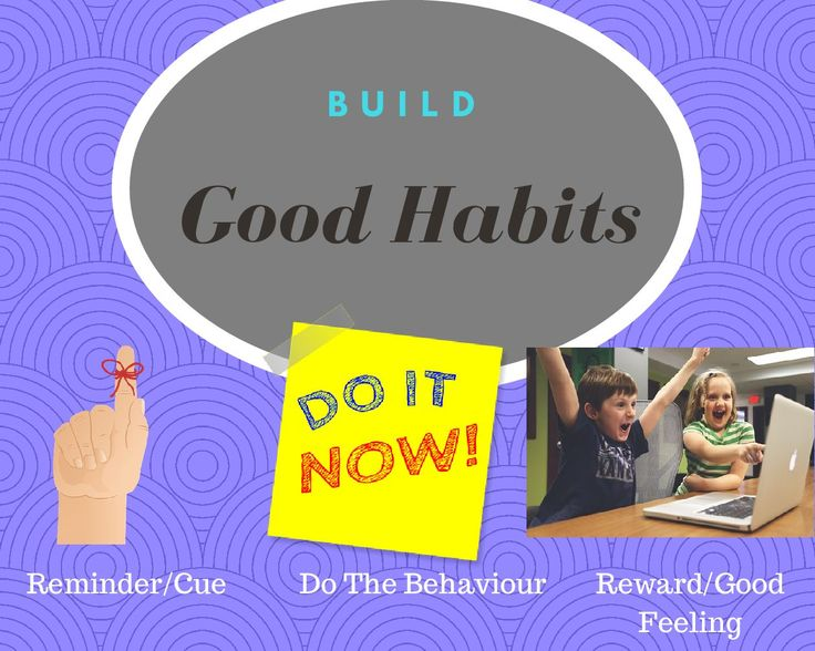 "Have you ever heard of the saying ""We are creatures of habit""? Habits are something we have in our everyday living.  Something we need to make our lives flow. So..."