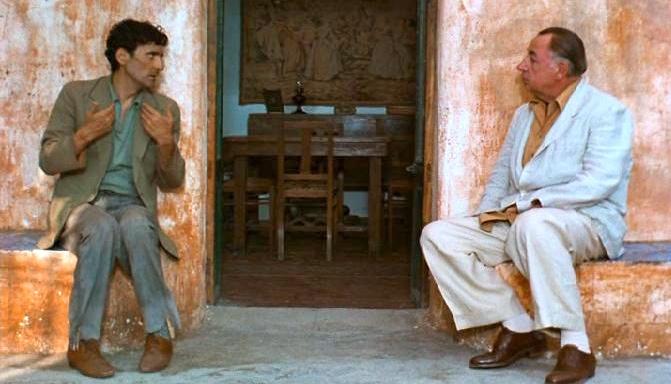 Pollara Di Salina ( Sicily )  #Il_ postino:_The_postman  directed by Michael Radford star Massimo Troisi, Philippe Noiret ( 1994 )