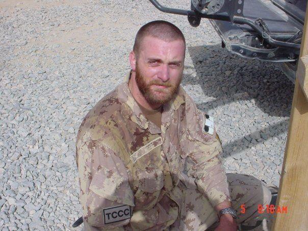 Henry Cloutier Afghanistan Kandahar 2007